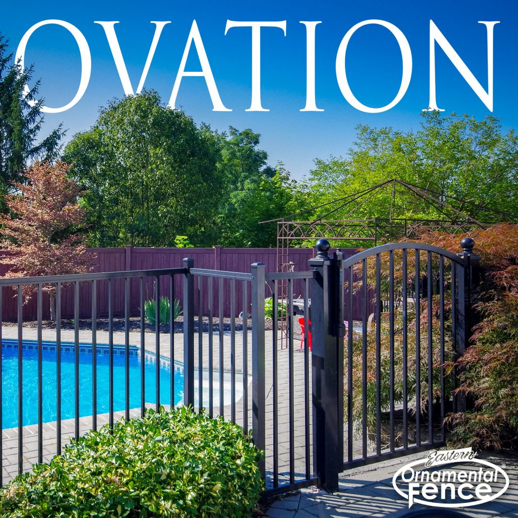 Eastern Ornamental Ovation Style 2-Rail Picket Fence is a Perfect Pool and Perimeter Fence#ornamentalfence #aluminumfence #poolfence #aluminumrailing #railing #fencesupplies #railingsupplies #fence #fences #vinylfence #pvcfence #vinylfences #pvcfences #picketfence #fencecompany #fencecontractor #fenceinstaller #fencesupplies #longisland #longislandny #connecticut #rhodeisland #massachusetts #newjersey #pennsylvania #thenortheast #tristatearea