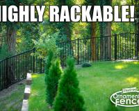 Eastern-Ornamental-Aluminum-Ovation-Fence-RACKABILITY